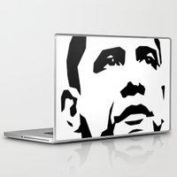 obama Laptop & iPad Skins featuring barak obama by b & c
