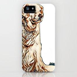 cute dog iPhone Case