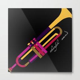 colorful sound Metal Print