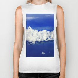 Up, Up and Away Biker Tank