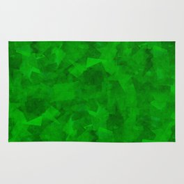 Emerald Fragments Rug