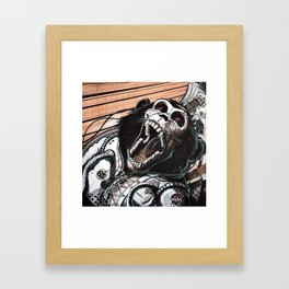 H.A.M Framed Art Print