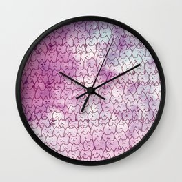 cat-280 Wall Clock