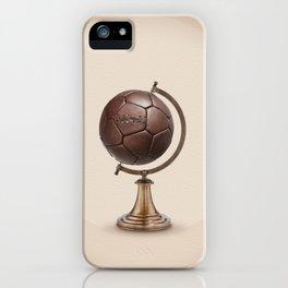 My World iPhone Case