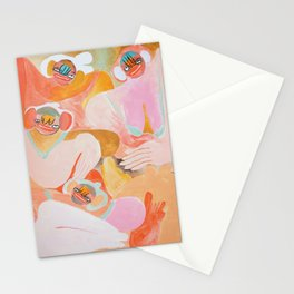 The Women You've Ghosted Stationery Cards