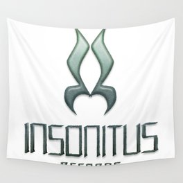 Insonitus Records Wall Tapestry