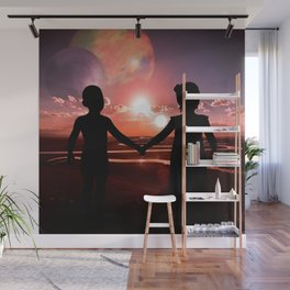 Muse exogenesis part 3 Wall Mural