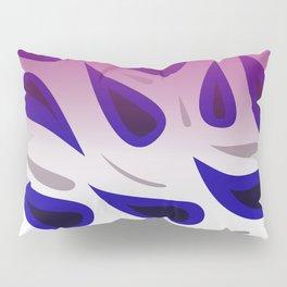 design Blue elements Paisleys Pillow Sham