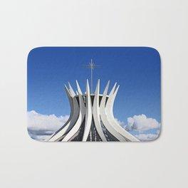 Brasilia, Brazil Bath Mat