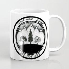 Wanderling Woods Coffee Mug