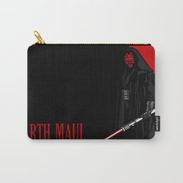 Darth Maul, Say Goodnight To the Badguy Carry-All Pouch