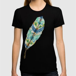 Seaside Feather T-shirt