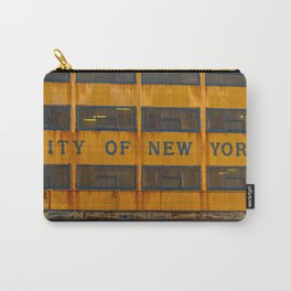 City of New York too Carry-All Pouch