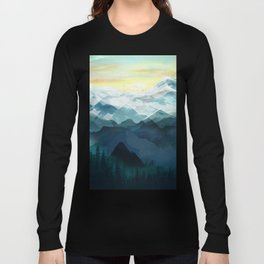 Mountain Range Long Sleeve T-shirt