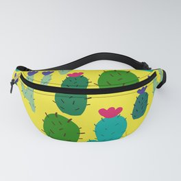 funny cacti Fanny Pack