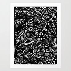 TaiLwinG Art Print