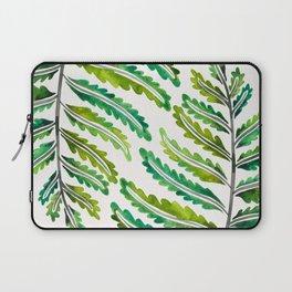 Fern Leaf – Green Palette Laptop Sleeve