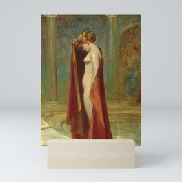 "Luis Ricardo Falero ""A beauty"" Mini Art Print"