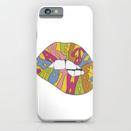 make love... iPhone Case