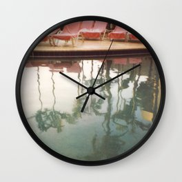 Tuesday's Today Wall Clock