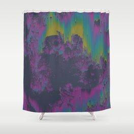 Elsewhere Shower Curtain