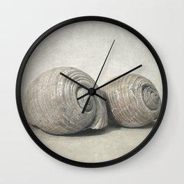 Seashell No.3 Wall Clock