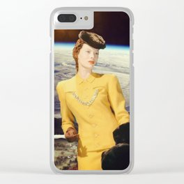 Stunning excursion... Clear iPhone Case