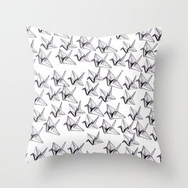 grahams and grahams Throw Pillow