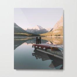 Colour Palette Metal Print