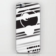 masked iPhone & iPod Skin