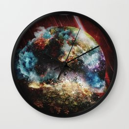 Oh what a great day Wall Clock