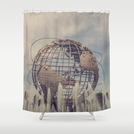 travellers... Shower Curtain