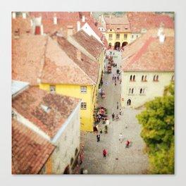 Transylvania V Canvas Print
