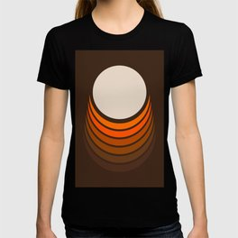 Golden Crescent T-shirt