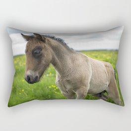 Icelandic Horse Rectangular Pillow