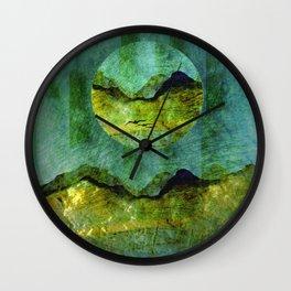 Fundamental Wall Clock