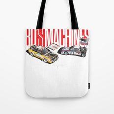 80's Machines Tote Bag