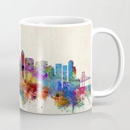 Tokyo Japan Skyline Cityscape Coffee Mug