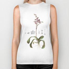 Phalaenopsis Orchid Biker Tank