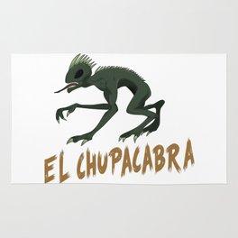 El Chupacabra Rug