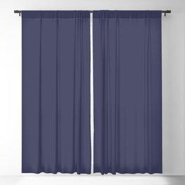 Sherwin Williams Trending Colors of 2019 Majestic Purple (Dark Purple) SW 6545 Blackout Curtain