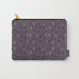 Automobiles (purple smoke) Carry-All Pouch