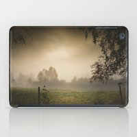 heroes iPad Cases featuring Even heroes cry sometimes by HappyMelvin