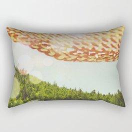 Skyward Rectangular Pillow