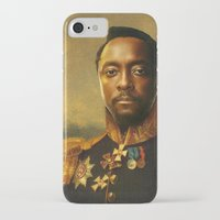 replaceface iPhone & iPod Cases featuring will.i.am - replaceface by replaceface