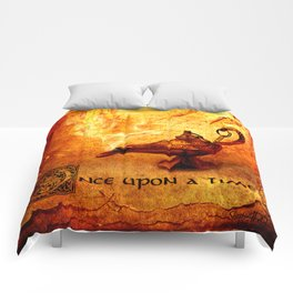 Once Upon A Time Fairy Tale  Comforters