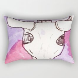 DOGS WILL BE DOGS Rectangular Pillow