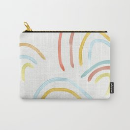 UNFILTERED RAINBOWS Carry-All Pouch