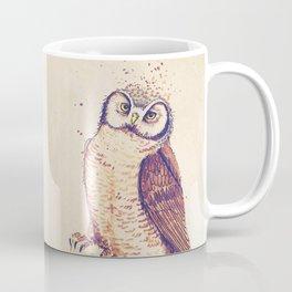 """Northern Hawk Owl"" Coffee Mug"