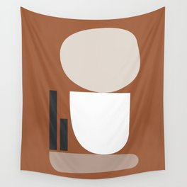 Shape study #11 - Stackable Collection Wall Tapestry